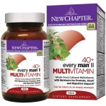 New Chapter: 40+ Every Man II MultiVitamin (96 Tabs)