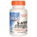 Doctor's Best: 5-HTP Enhanced with Vitamins B6 and C (120 Veg Caps)