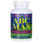 Aerobic Life: ABC Max Herbal Cleanse for Blood & Lymph (90 Veg Caps)