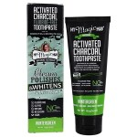 My Magic Mud: Activated Charcoal Toothpaste - Wintergreen (4 oz Paste)