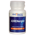 Enzymatic Therapy: ADRENergize (50 Caps)