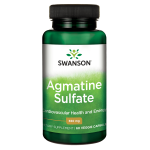 Swanson Health Products: Agmatine Sulfate (650 mg 60 Veg Caps)
