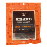 Krave: All-Natural Beef Jerky - Sweet Chipotle (2.7 oz Bag(s))