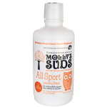 Molly's Suds: All Sport Laundry Wash - 32 Loads (32 fl oz Liquid)