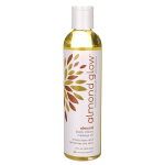 Home Health: Almond Glow Body Lotion Massage Oil - Almond (8 fl oz Liquid)
