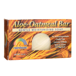 Rainbow Research: Aloe-Oatmeal Bar Soap (4.2 oz Bar(s))