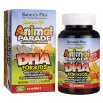 Nature's Plus: Animal Parade DHA for Kids - Cherry (90 Chwbls)
