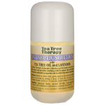 Tea Tree Therapy: Antiseptic Solution with Tea Tree Oil and Lavender (4 fl oz Liquid)