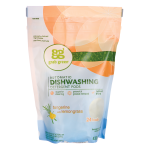 GrabGreen: Auto Dishwashing Detergent Pods - Tangerine with Lemongrass (24 Ct)
