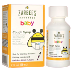 Zarbee's: Baby Cough Syrup - Grape (2 fl oz Liquid)