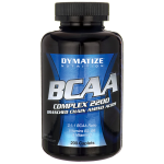 Dymatize Nutrition: BCAA Complex 2200 (200 Cplts)