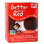 NOW Foods: Better Off Red Tea Rooibos with Vanilla-Citrus Blush (24 Bag(s))