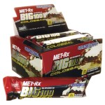 MET-Rx: Big 100 Colossal Meal Replacement Bar Super Cookie Crunch (9 Bar(s))