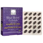 New Nordic: Blue Berry Eyebright (60 Tabs)