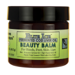 Green Pasture Products: Blue Ice Fermented Cod Liver Oil Beauty Balm (1.75 oz Balm)