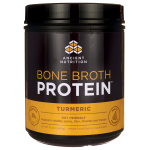 Ancient Nutrition: Bone Broth Protein - Turmeric (16.2 oz Pwdr)