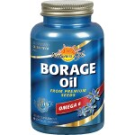 Health From The Sun: Borage Oil 300 (1,300 mg 60 Sgels)