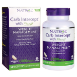 Natrol: Carb Intercept with Phase 2 (60 Veg Caps)