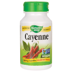 Nature's Way: Cayenne (450 mg 100 Veg Caps)