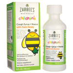 Zarbee's: Children's Cough Syrup + Mucus Relief - Grape (4 fl oz Liquid)