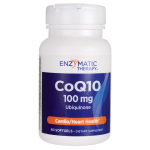 Enzymatic Therapy: CoQ10 (100 mg 60 Sgels)