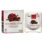 Radius: Cranberry Floss with Natural Xylitol (55 Yards)