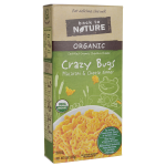 Back To Nature: Crazy Bugs Macaroni & Cheese Dinner (6 oz Box)