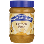 Peanut Butter & Co: Crunch Time Peanut Butter (16 oz Jar)