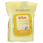 Blum Naturals: Daily Cleansing & Makeup Remover - Dry & Sensitive Skin (30 Ct)