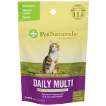 Pet Naturals: Daily Multi for Cats (30 Chews)