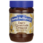 Peanut Butter & Co: Dark Chocolate Dreams (16 oz Jar)