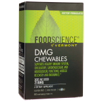FoodScience of Vermont: DMG Chewables (250 mg 60 Chwbls)