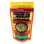 Seapoint Farms: Dry Roasted Edamame Lightly Salted (4 oz Pkg)