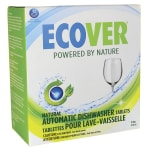 ECOVER: Ecological Automatic Dishwasher Tablets (25 Ct)