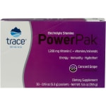 Trace Minerals: Electrolyte Stamina Power Pak - Concord Grape (32 Pkts)