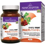New Chapter: Every Man Multivitamin (120 Tabs)
