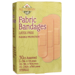 All Terrain: Fabric Bandages - Assorted Sizes (30 Ct)