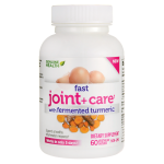 Genuine Health: Fast Joint+ Care with Fermented Turmeric (60 Veg Caps)