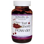 Eclectic Institute: Fresh Freeze-Dried Raw Berry Tart Cherry POW-der (144 g Pwdr)