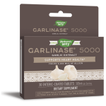 Nature's Way: Garlinase 5000 (320 mg 30 Tabs)