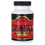 Imperial Elixir: Ginseng & Royal Jelly (100 Caps)