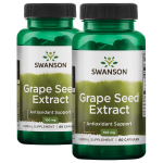 Swanson Health Products: Grape Seed Extract (100 mg 120 Caps)
