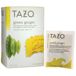 Tazo Tea: Green Tea - Green Ginger (20 Bag(s))