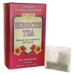 Only Natural: Hibiscus Tea No Caffeine - Natural Tart-CranberryFlavor (20 Bag(s))