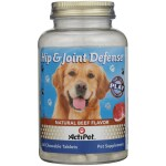 ActiPet: Hip & Joint Defense For Dogs (60 Chwbls)