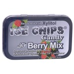 Ice Chips: Ice Chips Candy Juicy Berry Mix (1.76 oz Pkg)
