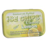 Ice Chips: Ice Chips Candy Real Lemon (1.76 oz Pkg)