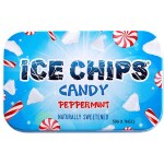Ice Chips: Ice Chips Candy Real Peppermint (1.76 oz Pkg)
