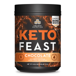 Ancient Nutrition: Keto FEAST - Chocolate (25.2 oz Pwdr)