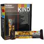 Kind: Kind Fruit and Nut Bars Almond and Coconut (12 Bar(s))